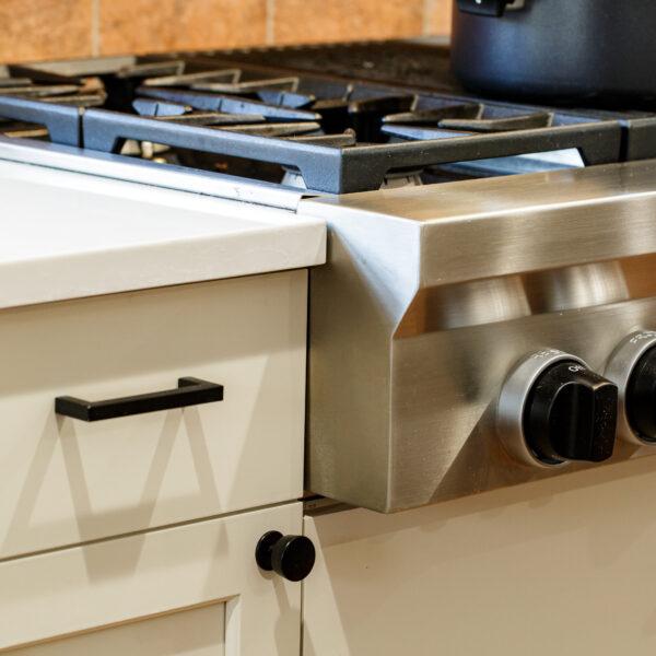 Kitchen Design Tips - Rangetop