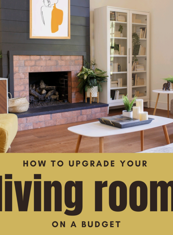 5 Actionable and Inexpensive Tips to Elevate Your Living Room