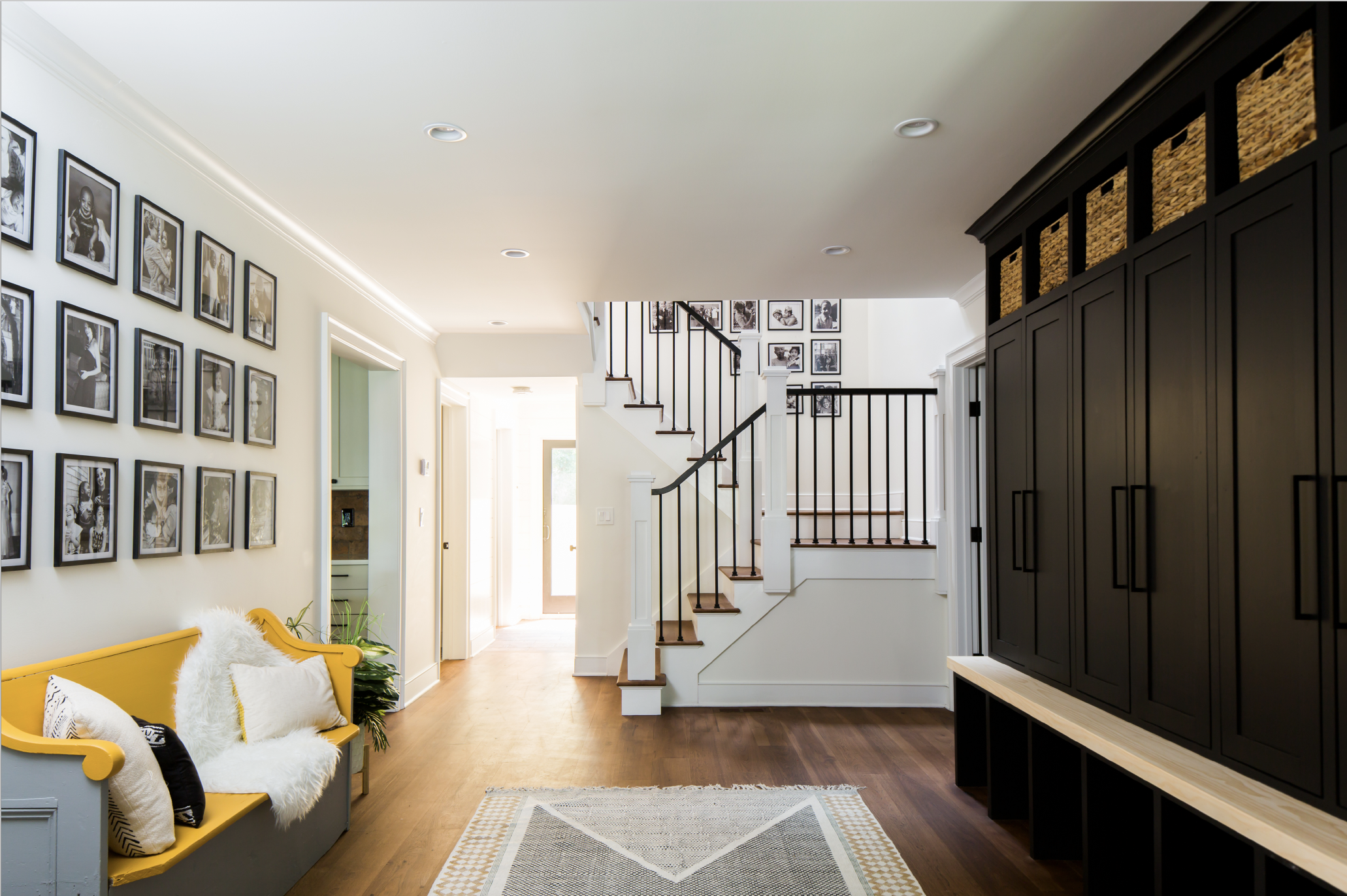 Kimberly, owner of KH Home Design and Furnishings, a Connecticut-based interior design copmany