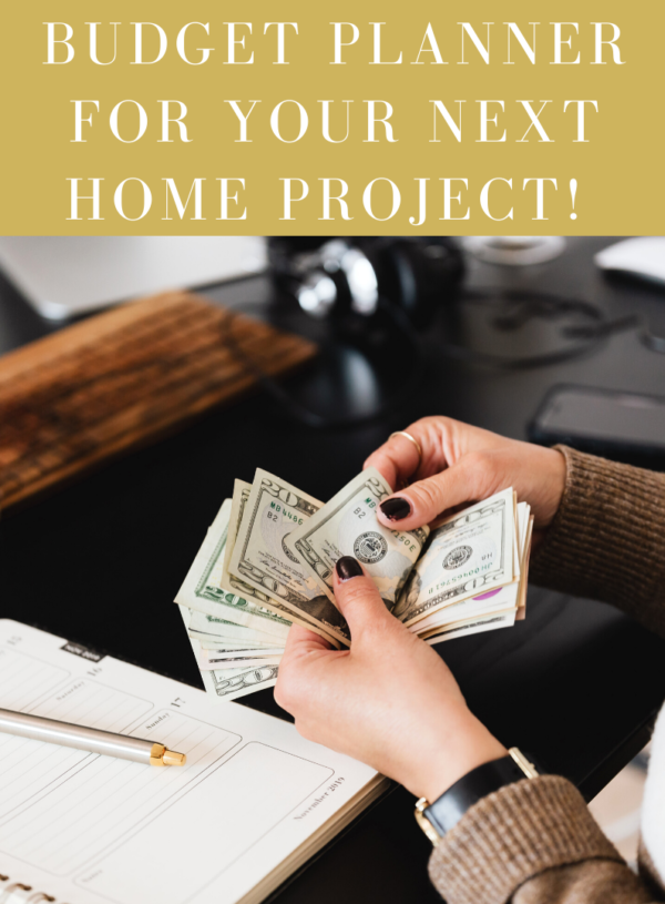 Affordable Ways to Furnish Your Home plus FREE Budgeting Planner!