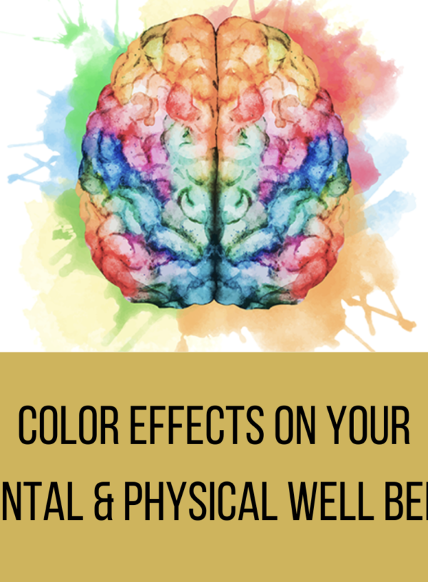 The Effect Your Paint Color Has on Your Mental and Physical Well Being