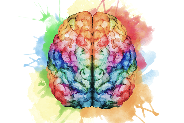 Psychology of Color on Mental and Emotional Well Being